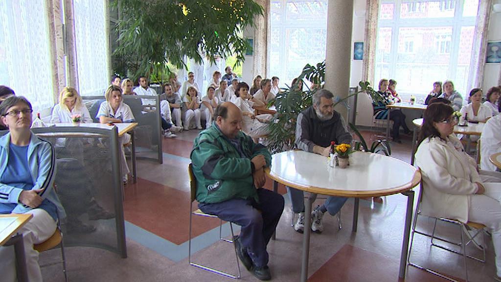 Z jednání nové starostky se zaměstnanci nemocnice