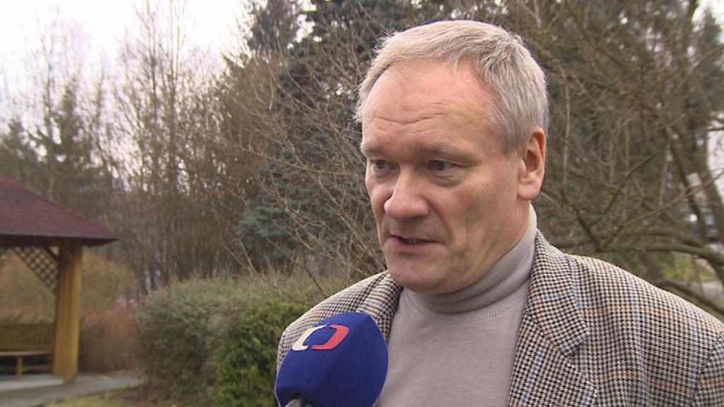 Tomáš Sláma, odvolaný ředitel semilské nemocnice