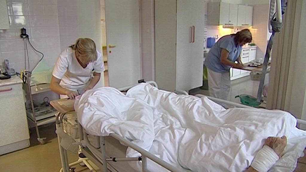 Ze semilské nemocnice