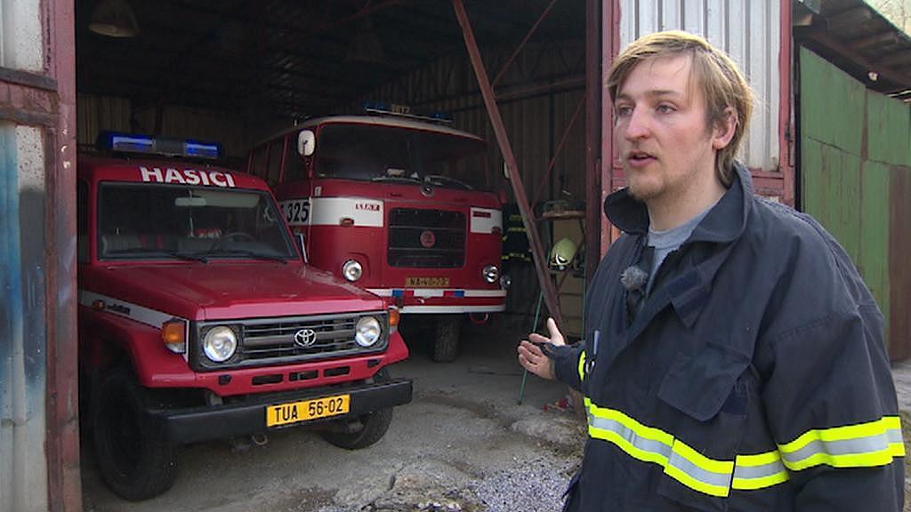 Norbert Tippelt - velitel hasičů, kterému se rozpadla jednotka