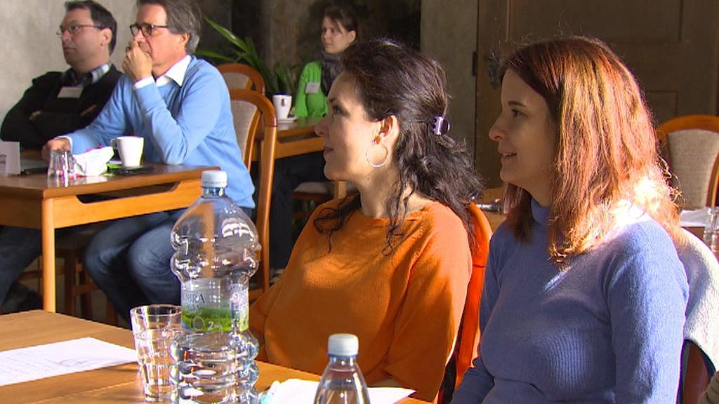 Vědecká konference v Českém Krumlově