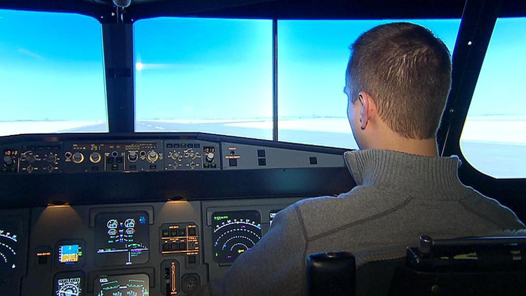 Výcvik pilotů