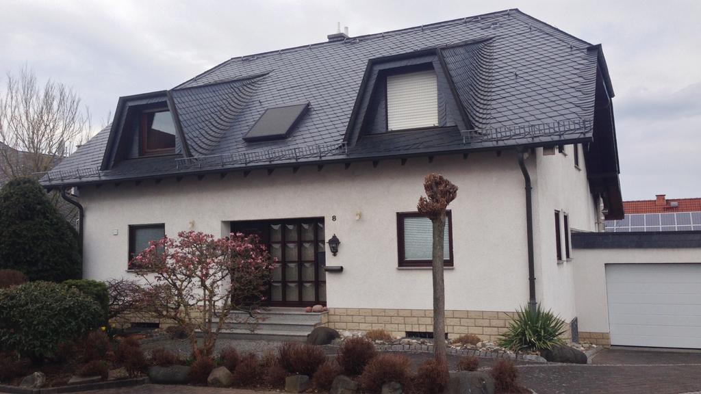 Dům, ve kterém žil Andreas Lubitz