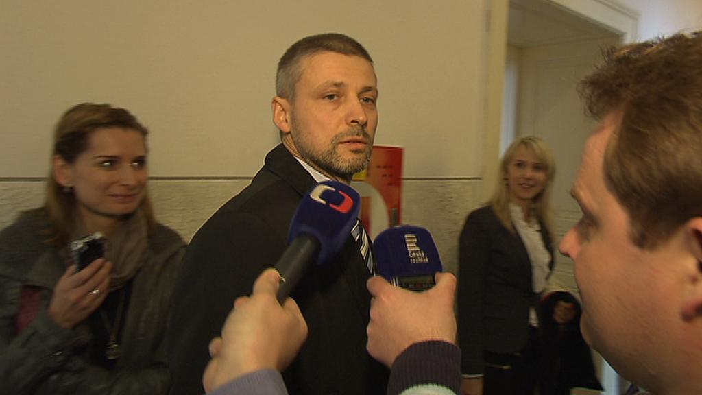 Roman Pekárek po zamítnutí žaloby