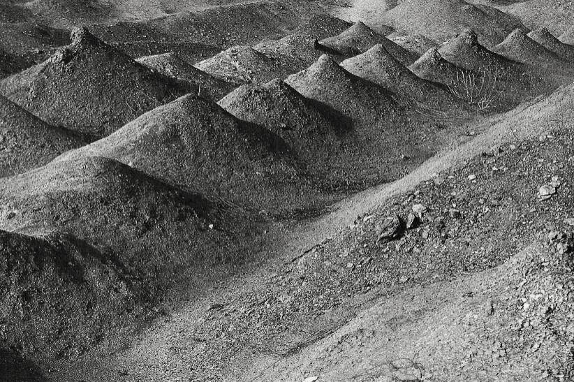 Fotografie z roku 1970 - lom Březno na Tušimicku