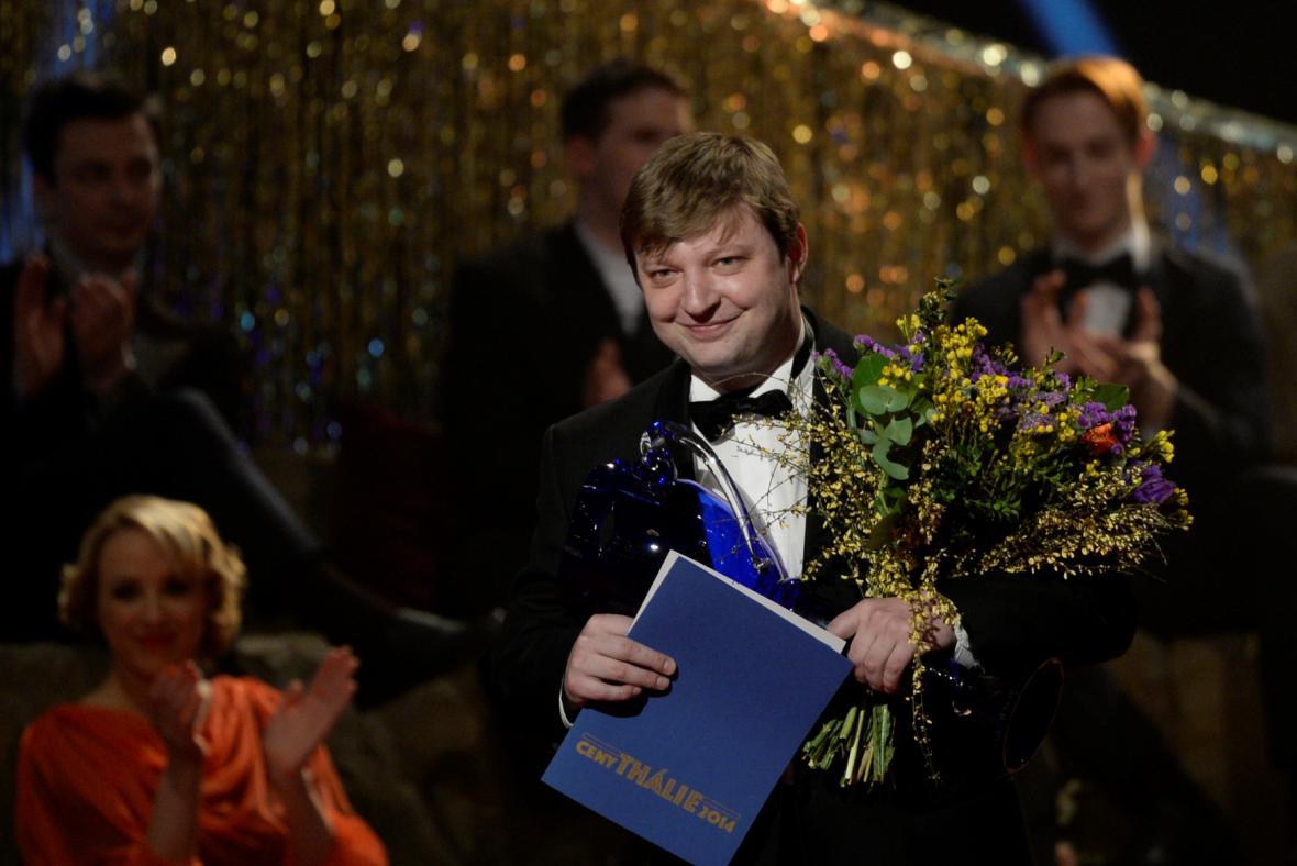 Ceny Thálie za rok 2014
