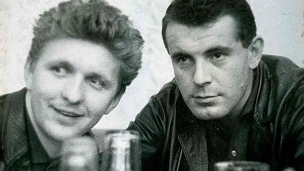 Miroslav Ondříček a Miloš Forman (60. léta)
