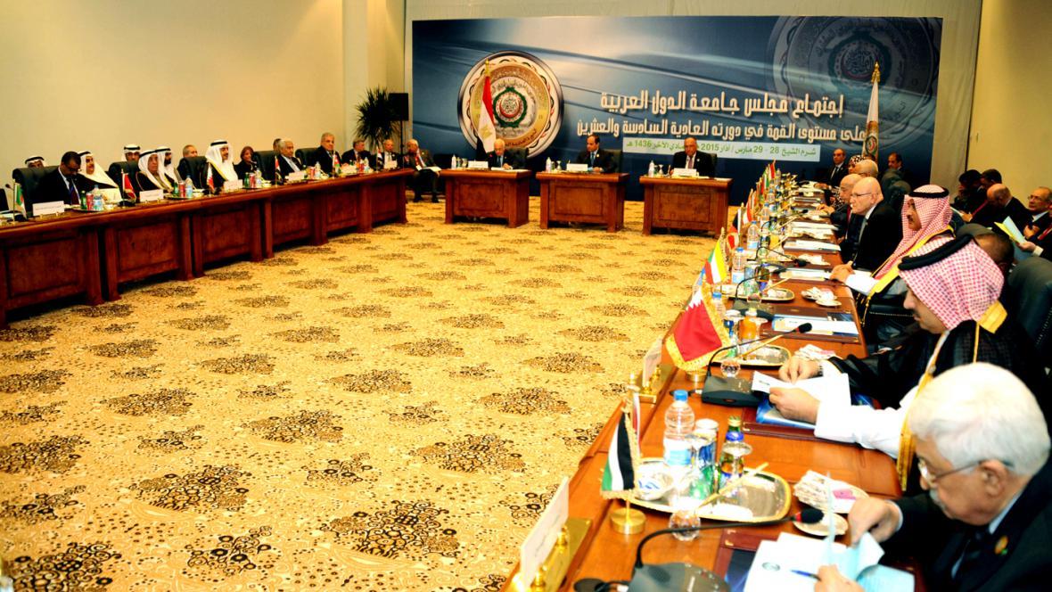 Summit Ligy arabských států v Šarm aš-Šajchu