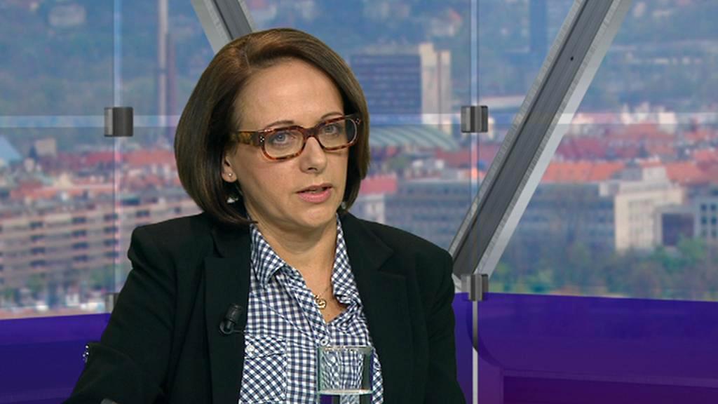 Adriana Krnáčová v OVM
