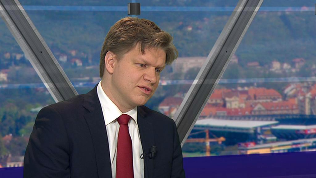 Tomáš Hudeček v OVM