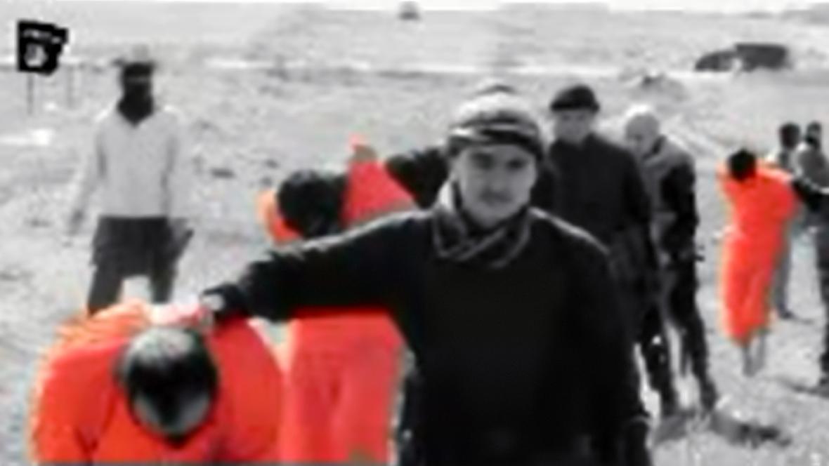 Islámský stát zveřejnil další video se stětím rukojmích