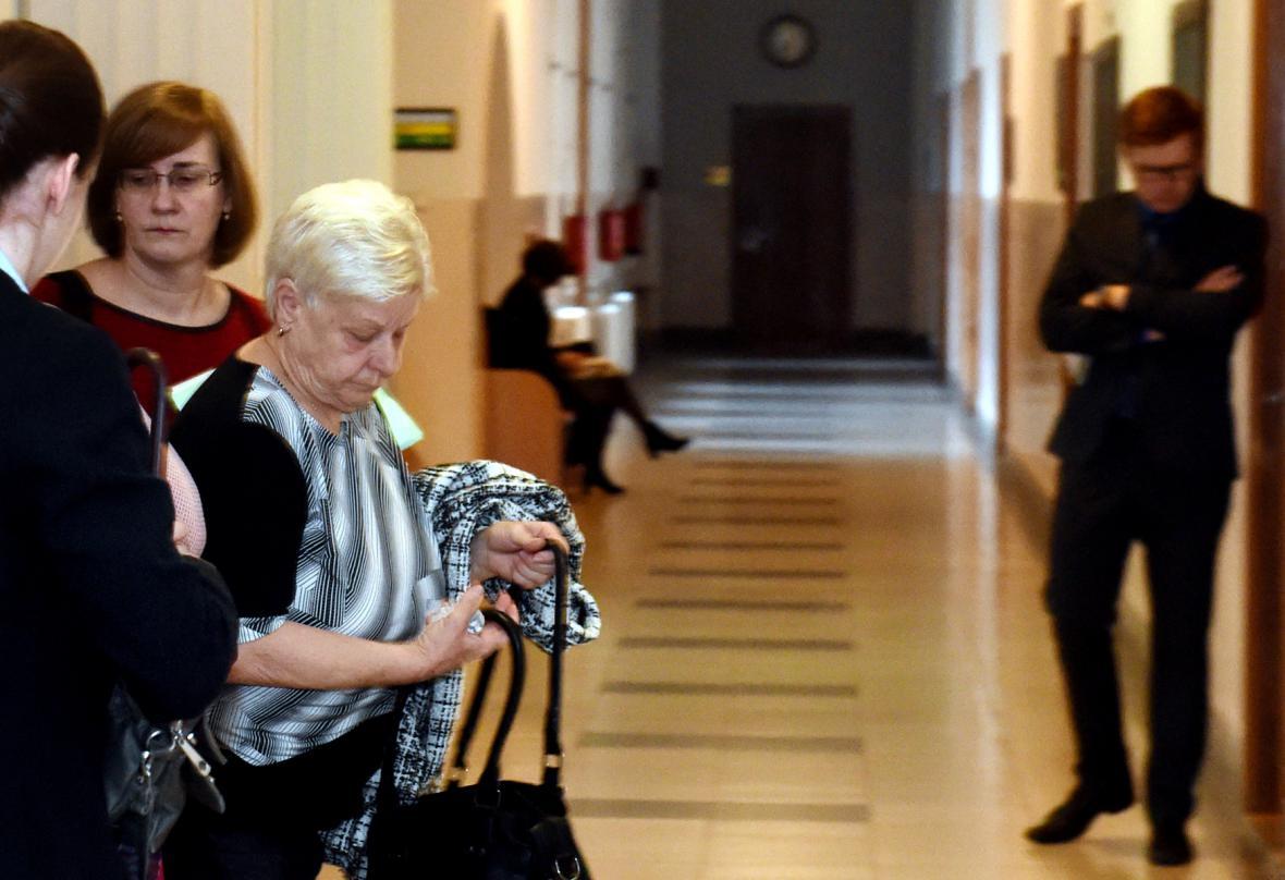 Obžalovaná Ivanka Barochová