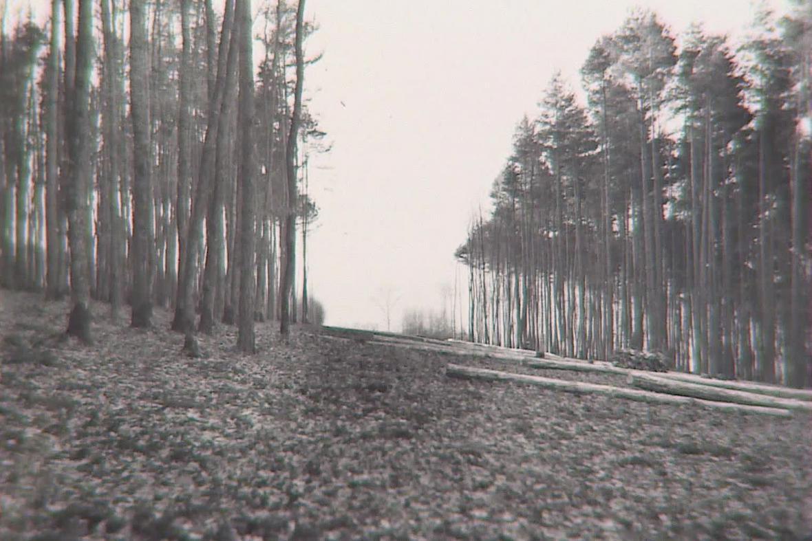 Silnice se stavěla těsně před druhou světovou válkou