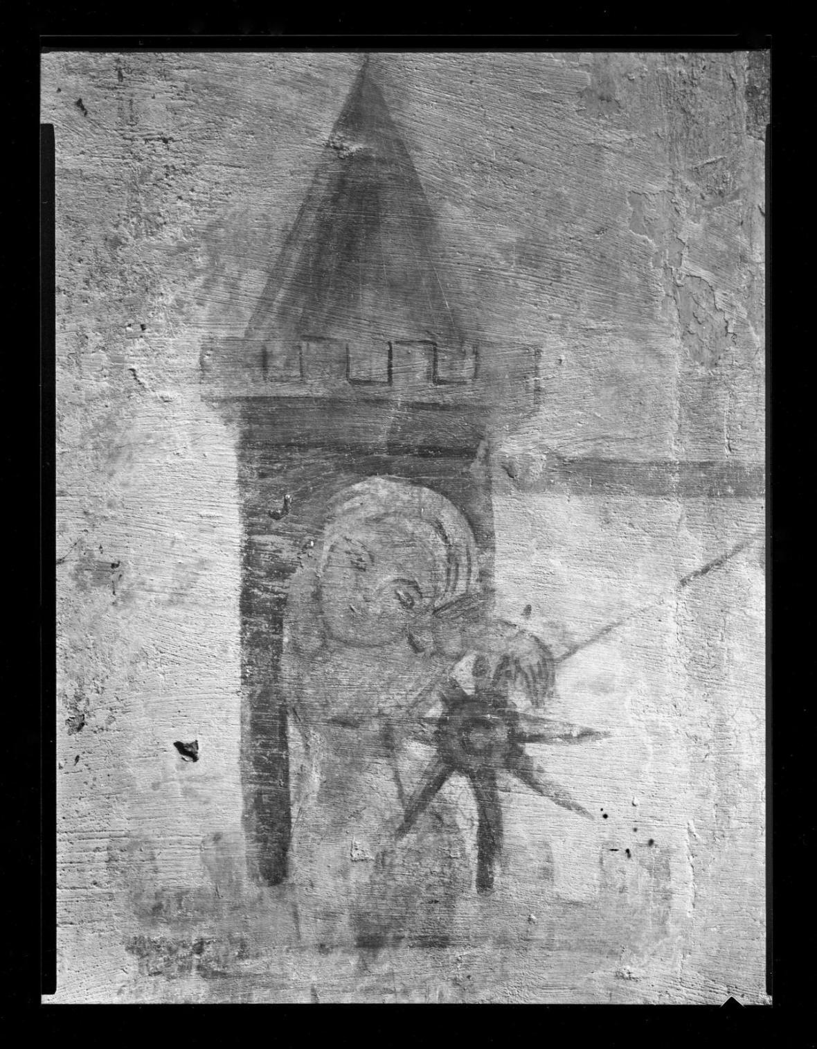 Z výstavy Svědectví terezínských zdí