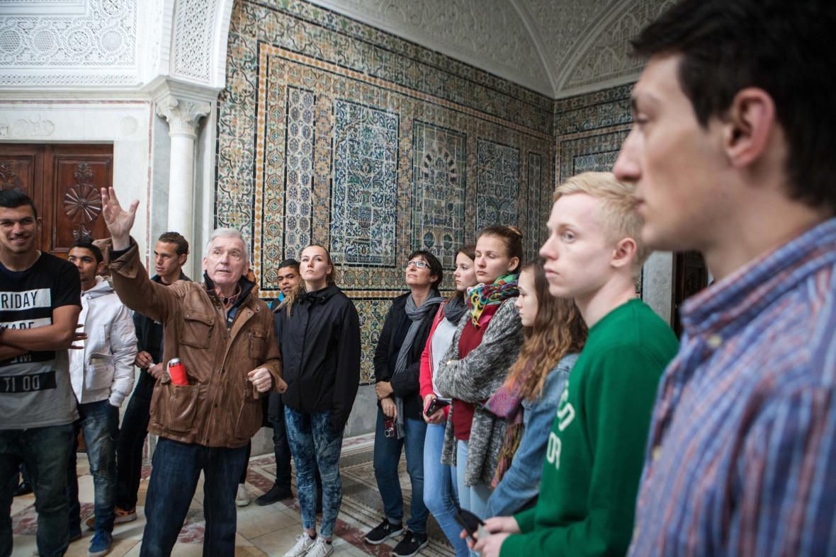 Tuniské muzeum Bárdá je po útoku teroristů opět otevřené