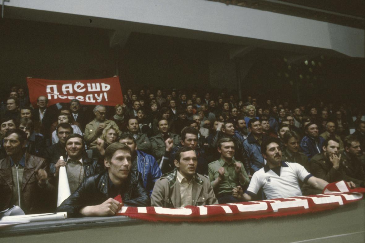 Historie pražských MS v ledním hokeji