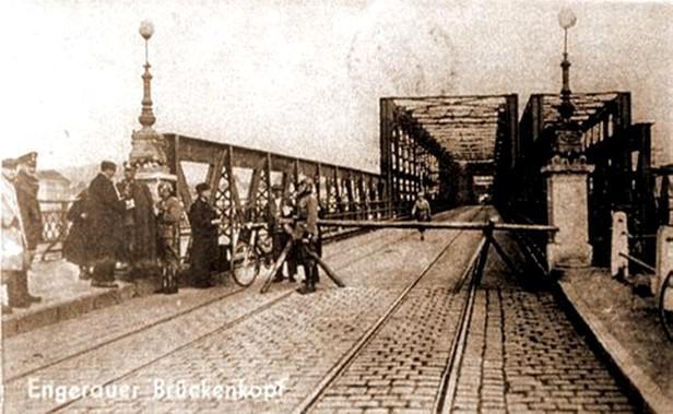 Starý most v Petržalce