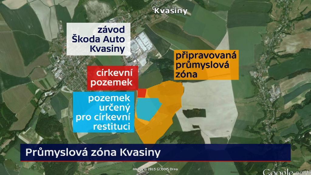 Průmyslová zóna Kvasiny