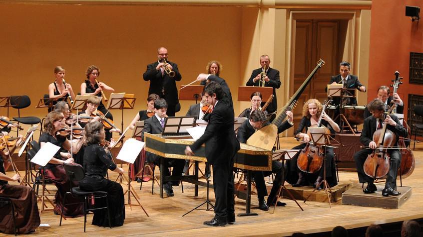 Collegium 1704 na Pražském jaru 2011