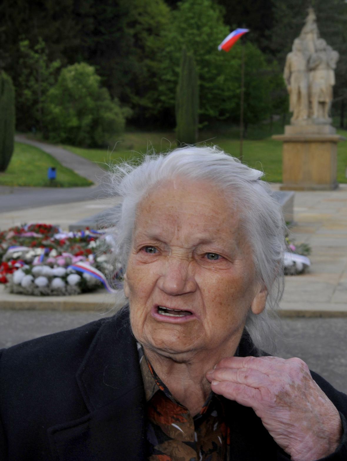 Marie Čechová z Javoříčka (1926–2014)