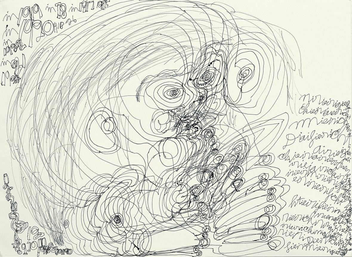 Art brut / Dwight Mackintosh