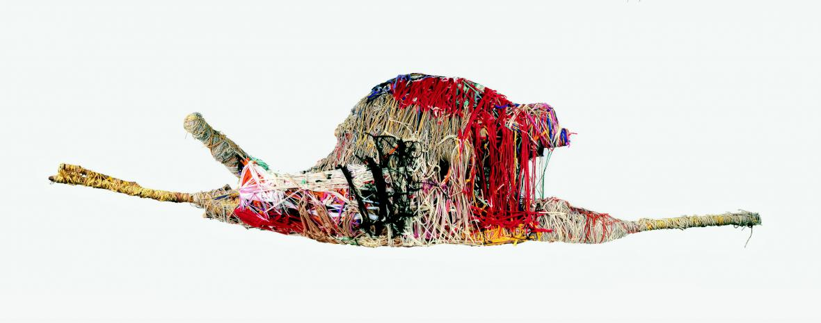 Art brut / Judith Scott