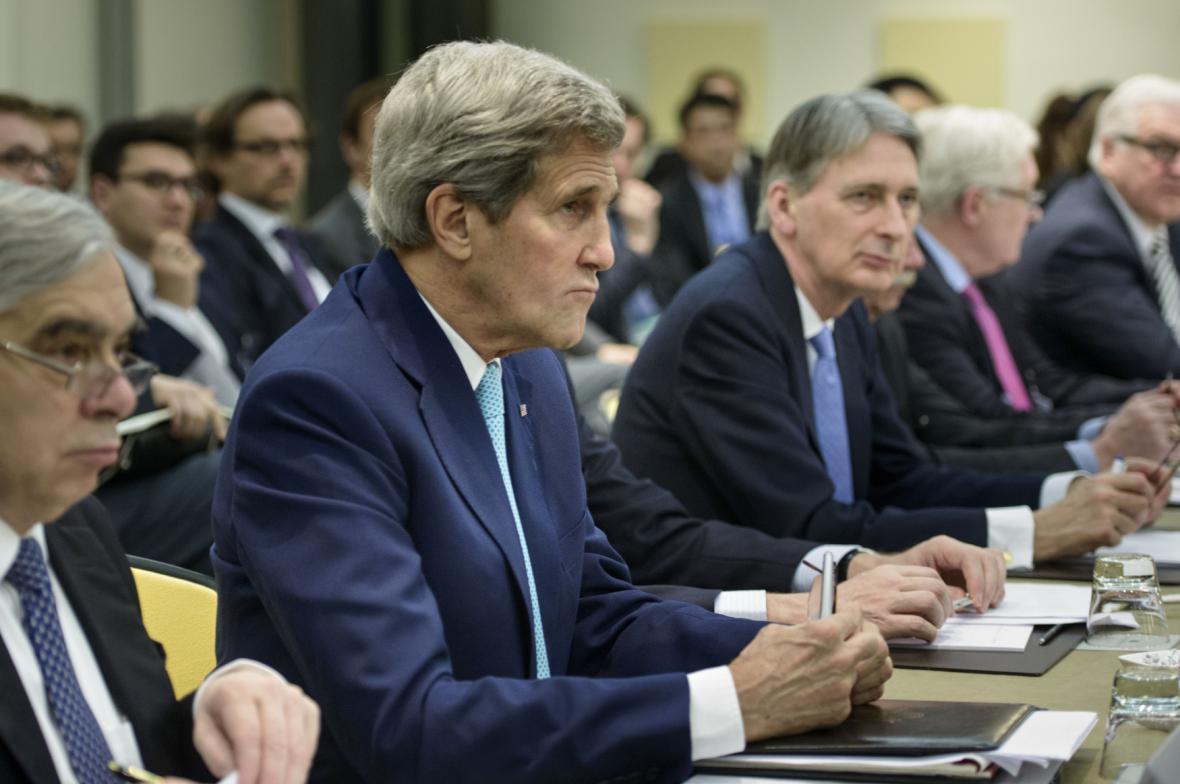 Jednání o íránském jaderném programu