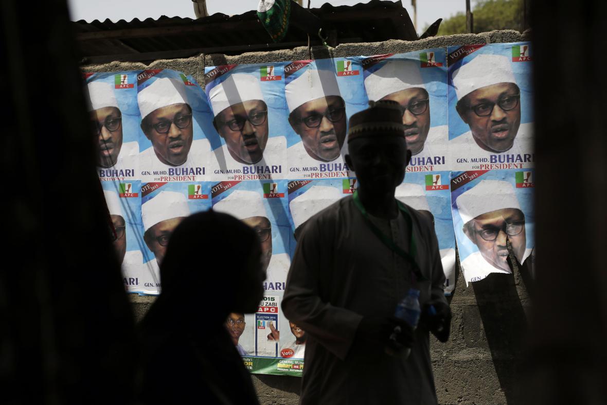 Volby v Nigérii
