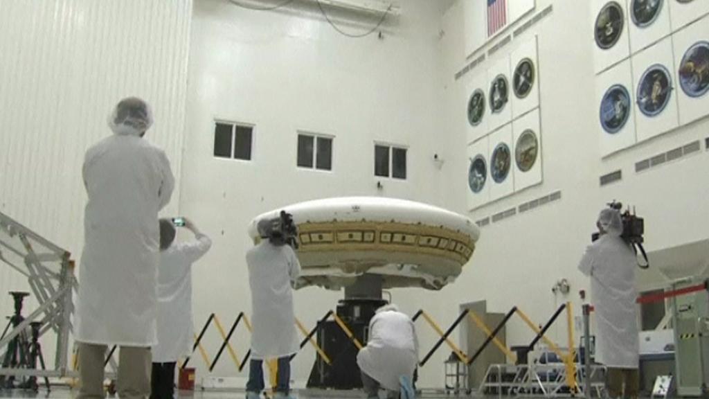 Nový typ modulu NASA
