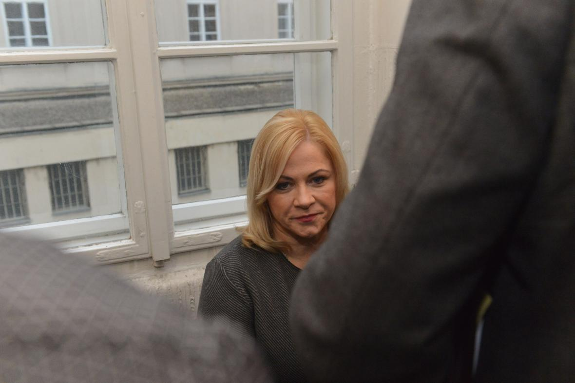 Jana Nečasová (dříve Nagyová)