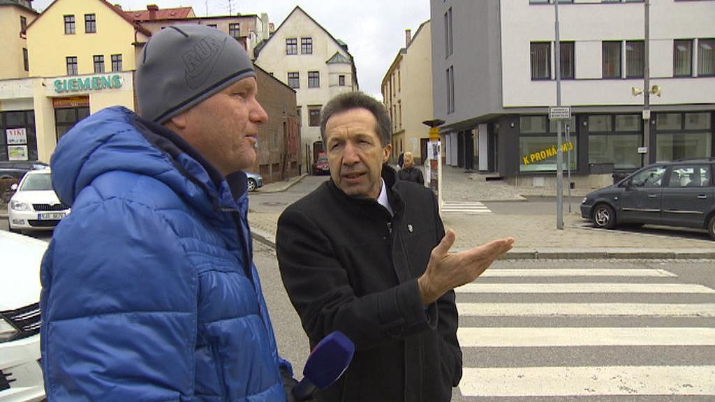 Náměstek primátora Jihlavy plánuje v centru zredukovat počet dopravních značek