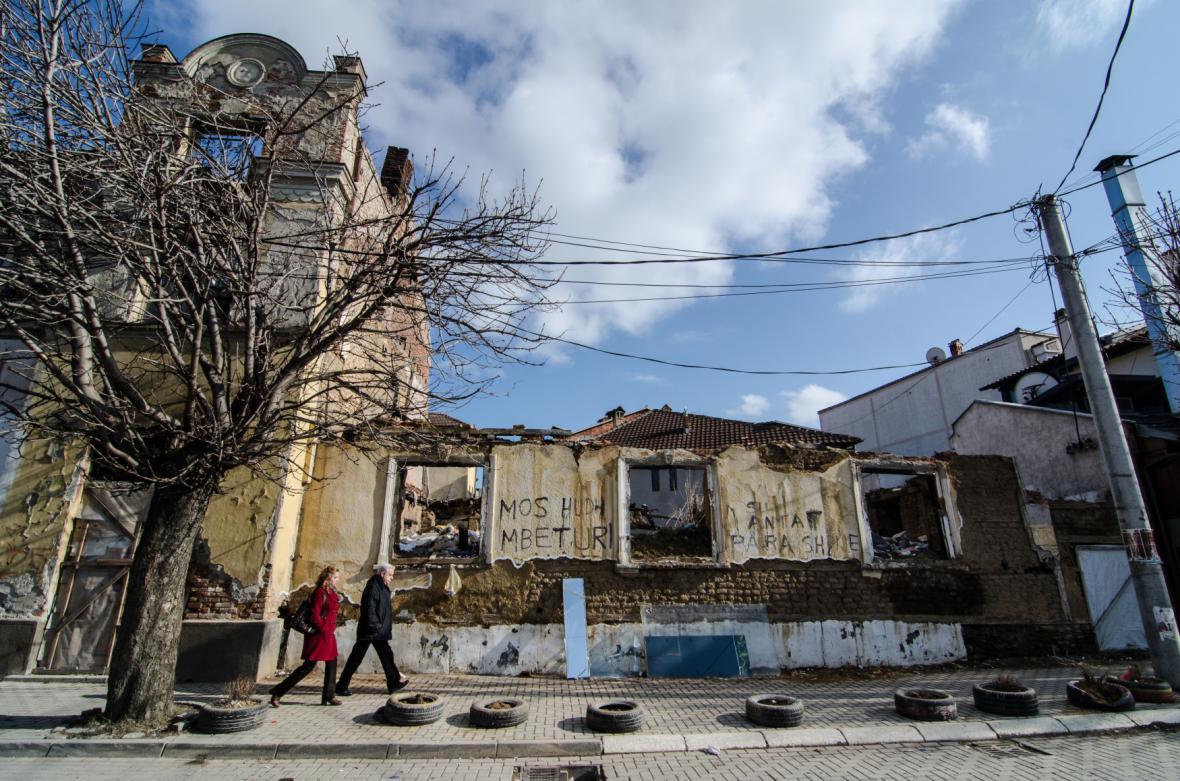 Kosovská Priština