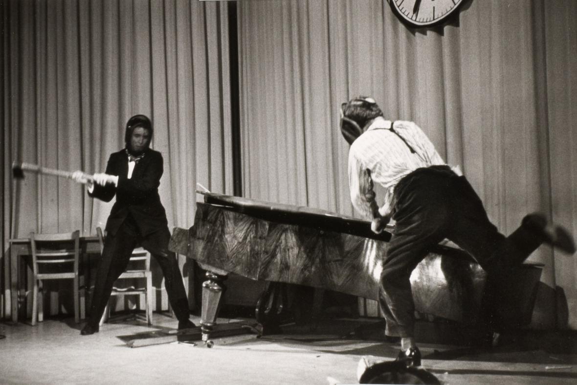 Druhý literární kabaret, 1959