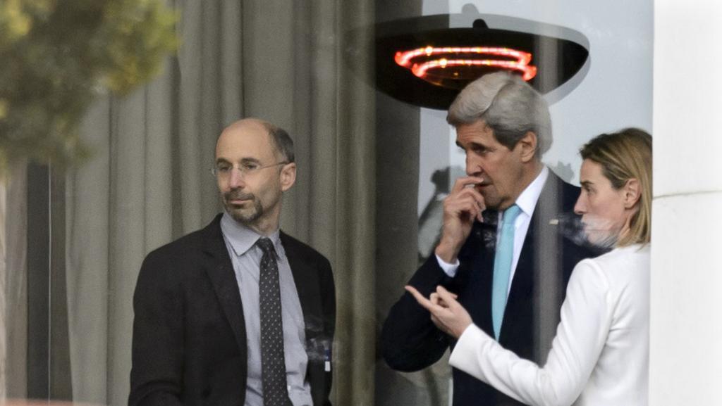 Diplomaté při jednání v Lausanne