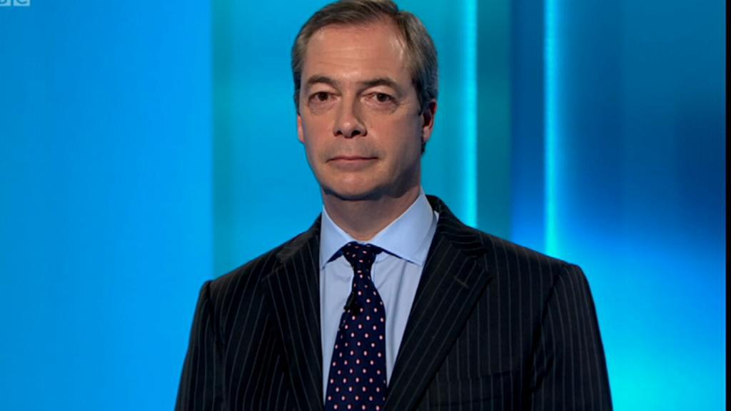 Nigel Farage (UKIP)