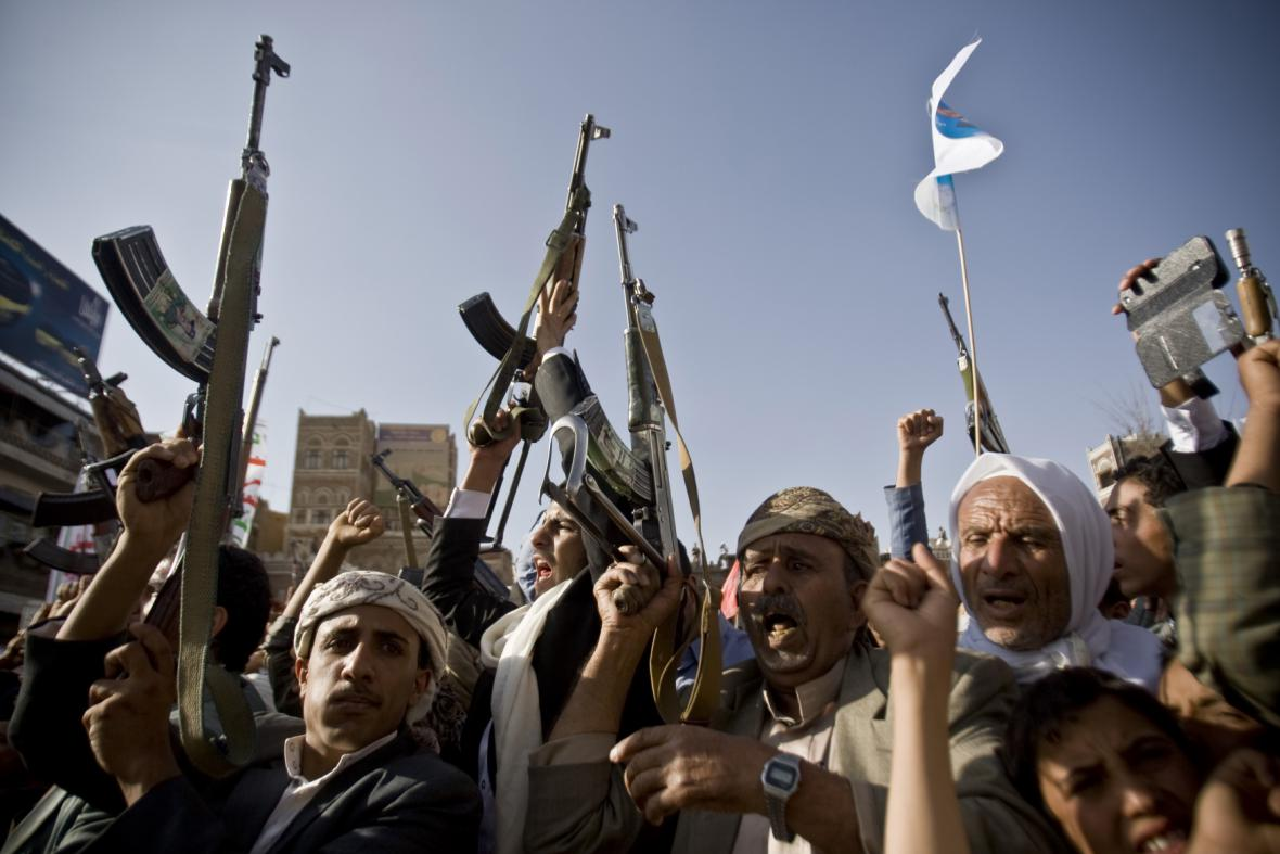 Šíitští rebelové