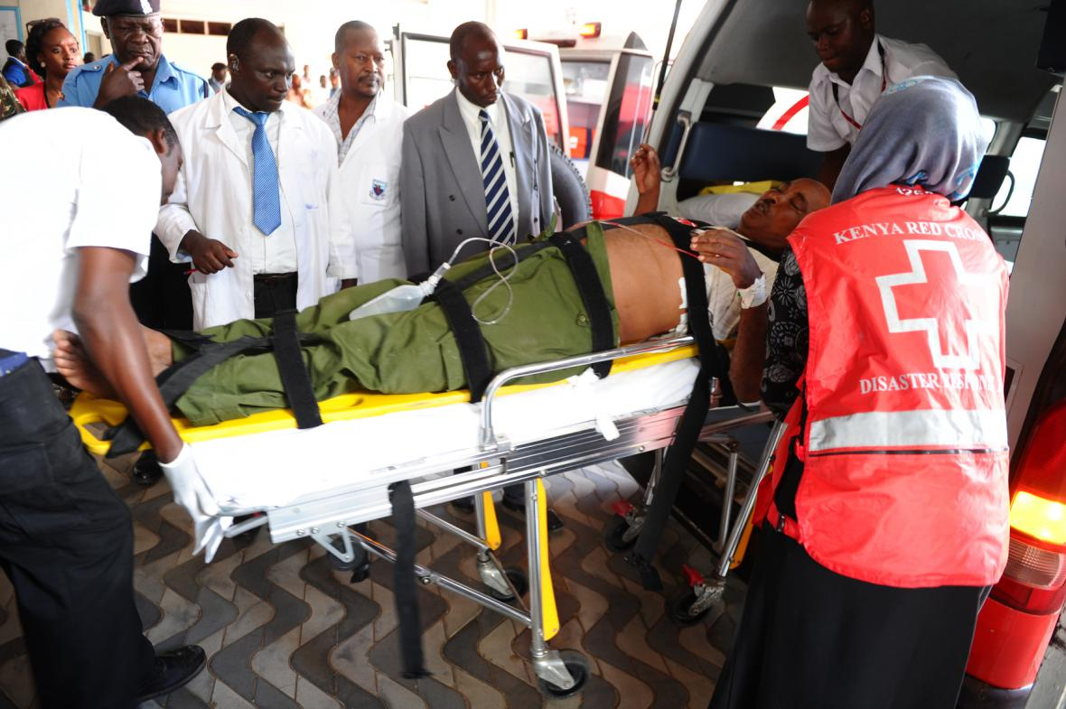 Šabáb útočil v Keni