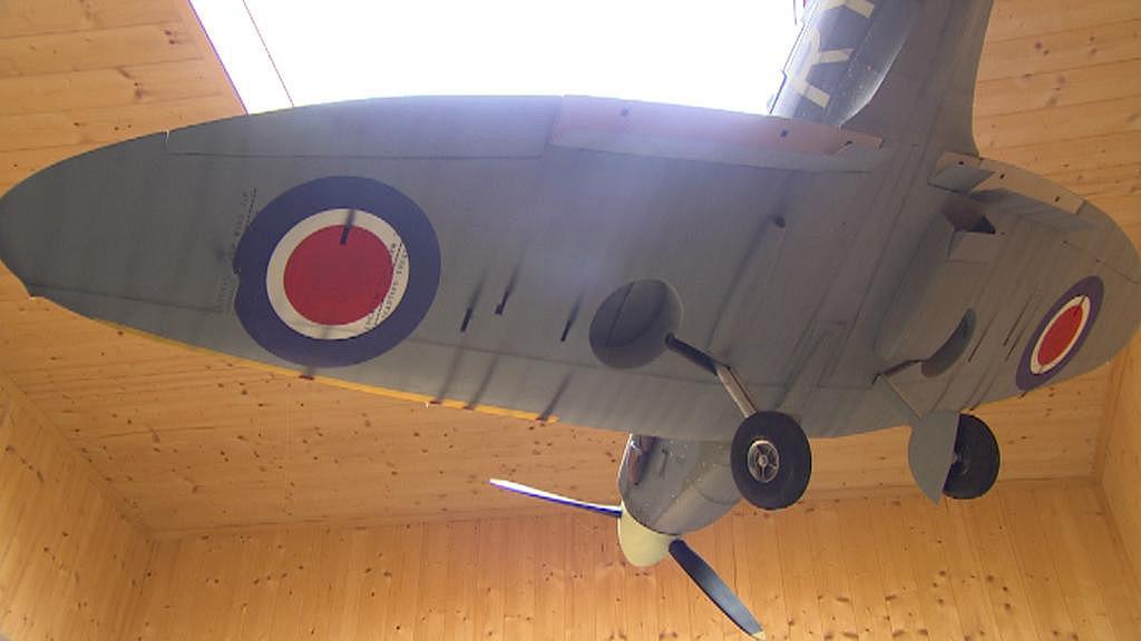 Z Leteckého muzea Deštná
