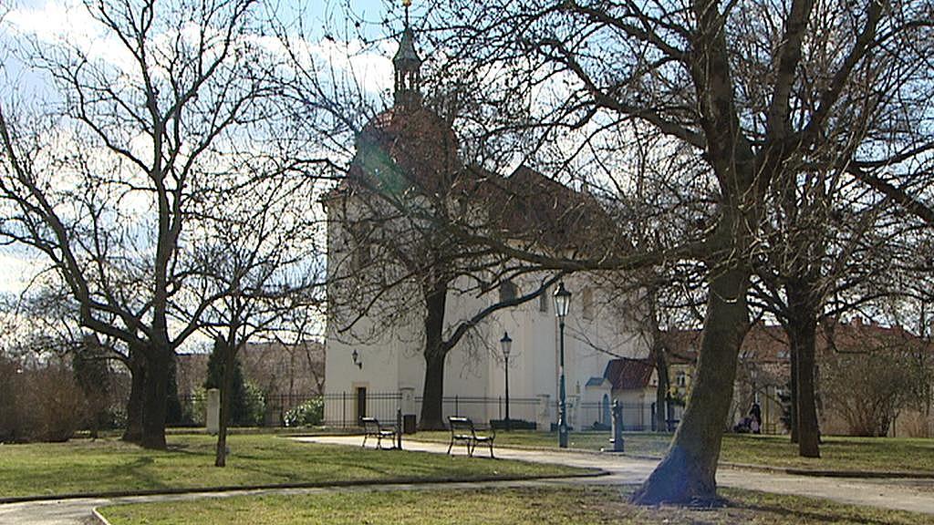 Kostel sv. Pankráce