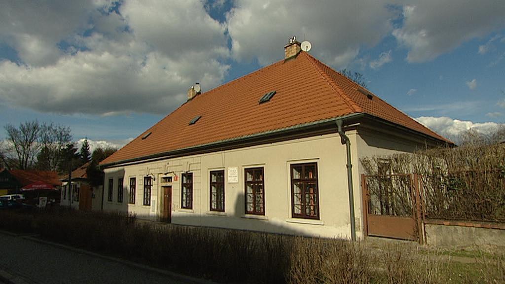 Dům, kde žila spisovatelka Popelka Biliánová