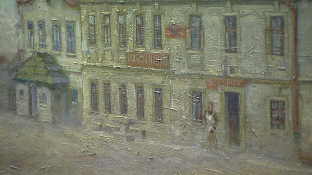 Detail z obrazu