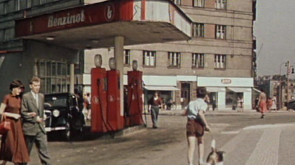 Záběr z filmu Punťa a čtyřlístek