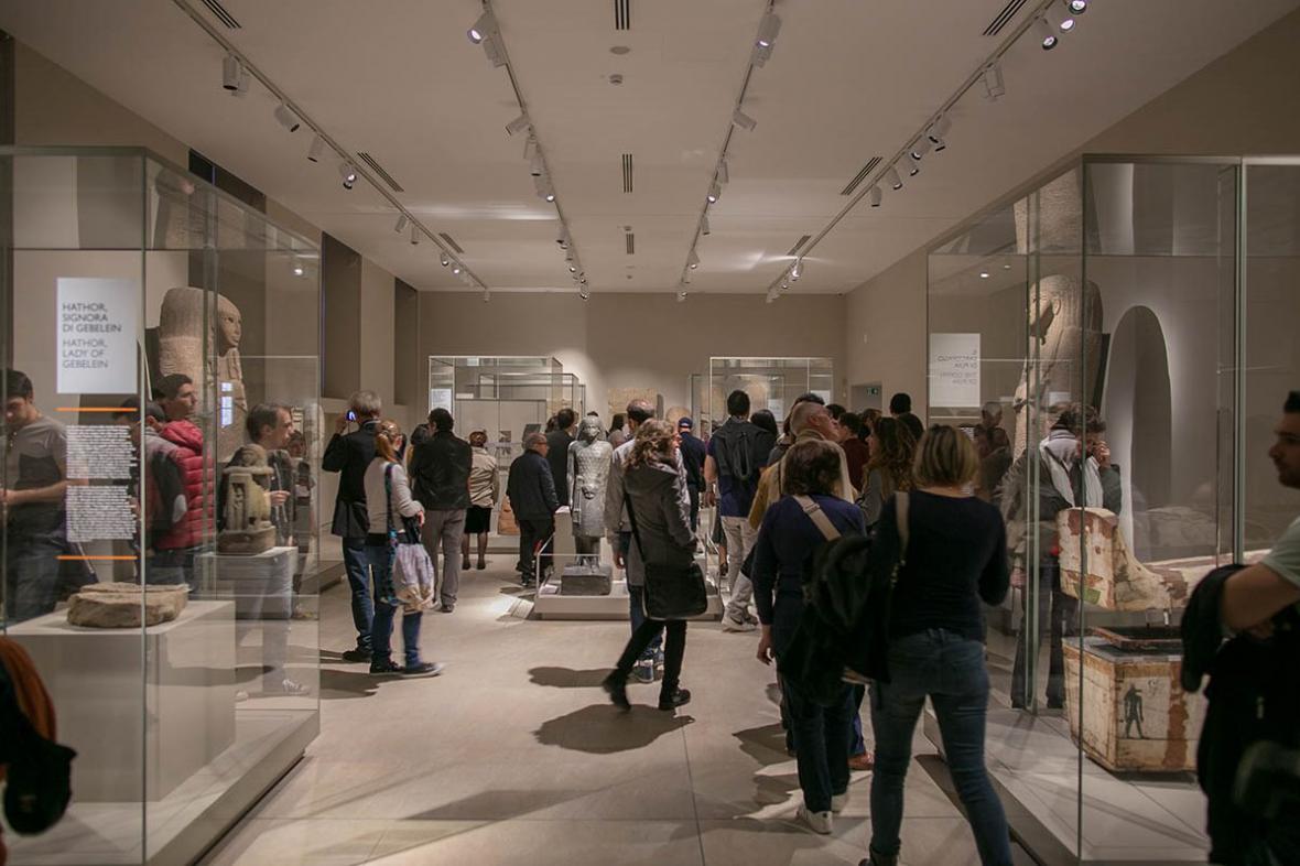 Egyptské muzeum v Turíně