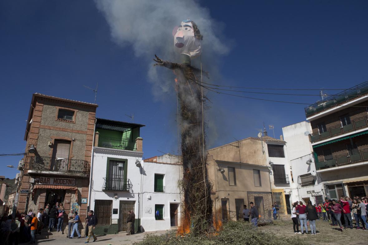 Španělské Velikonoce