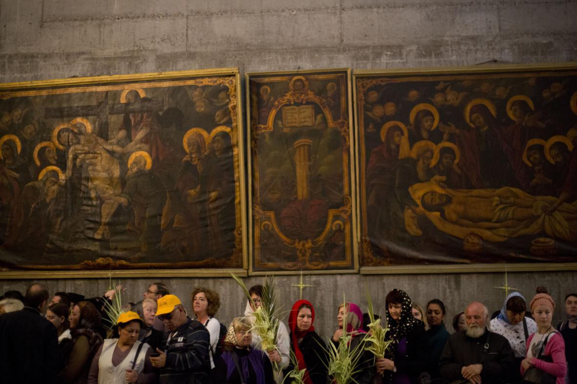 Velikonoce na Blízkém východě
