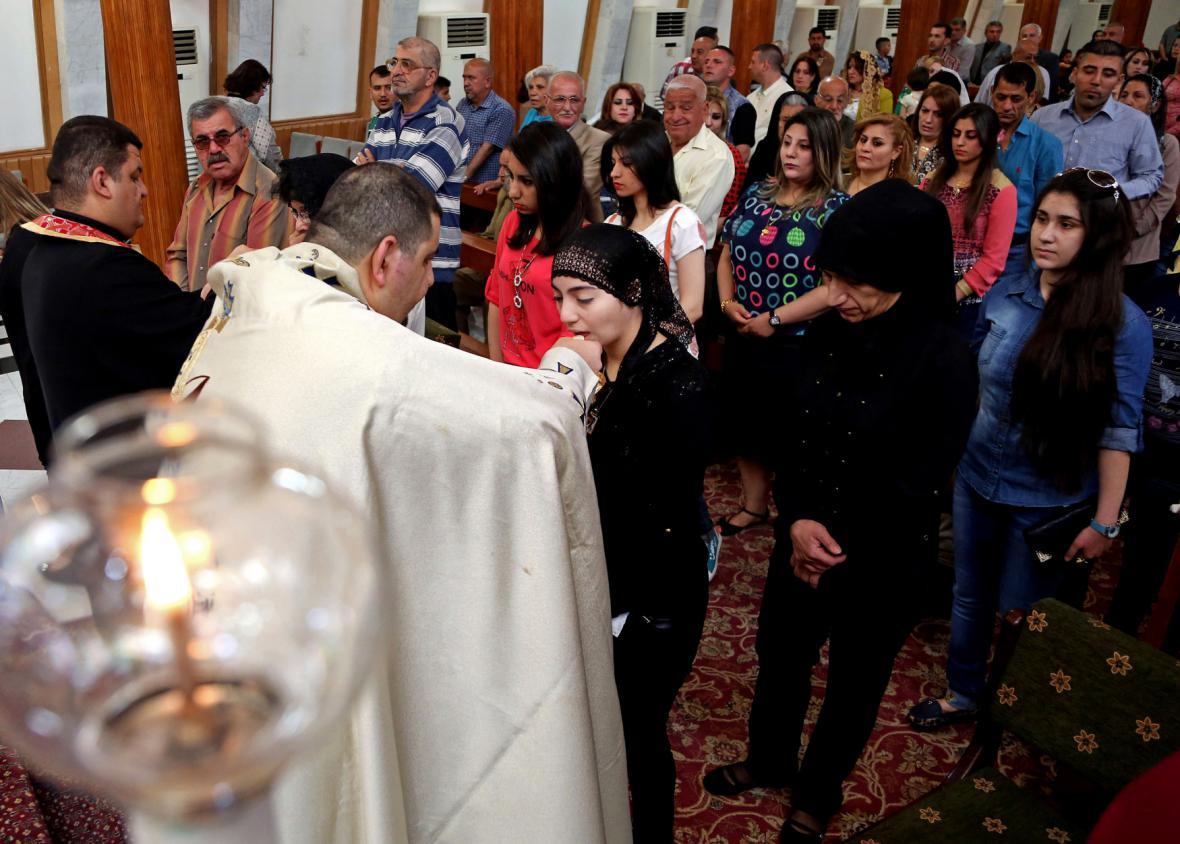 Irácké Velikonoce