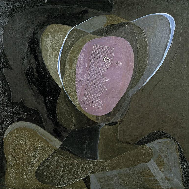 Salvador Dalí - Hlava