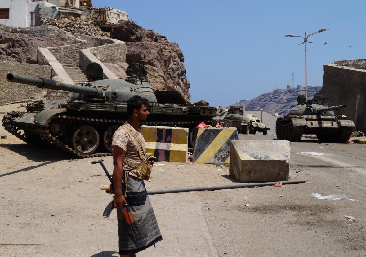 Šíitští ozbrojenci