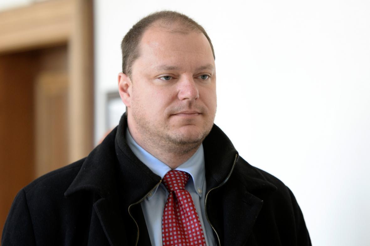 Martin Jireš odsouzený v kauze Davida Ratha