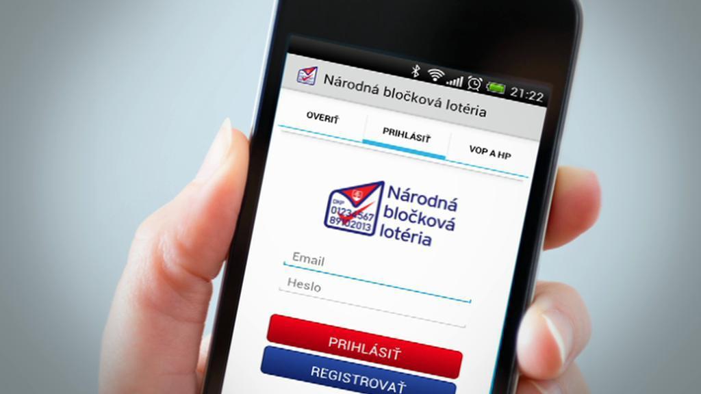 Účtenková loterie na Slovensku